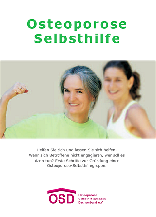 osteoporose selbsthilfe gruppe gruenden